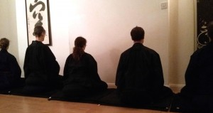 zazen at cally