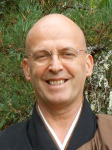 Taiun Jean-Pierre Faure - Zen Teacher