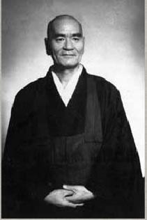 Taisen Deshimaru Roshi